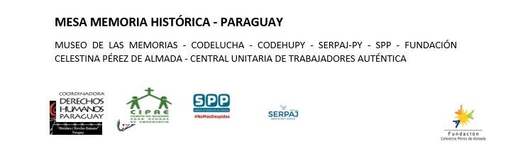 Mesa Memoria Histórica-Paraguay