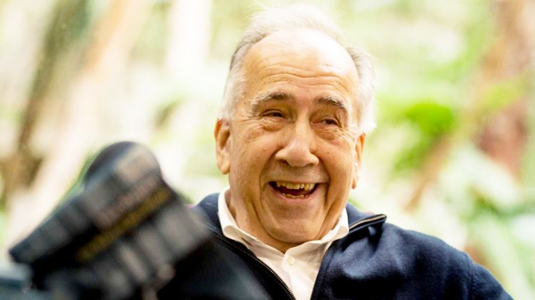 Joan Margarit, de 81 años, obtuvo este año el Premio Reina Sofía y el Cervantes, según se anunció ayer en Madrid.