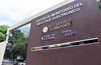 El edificio del Centro de Monitoreo del Billetaje Electrónico fue construido en la sede del Viceministerio de Transporte.