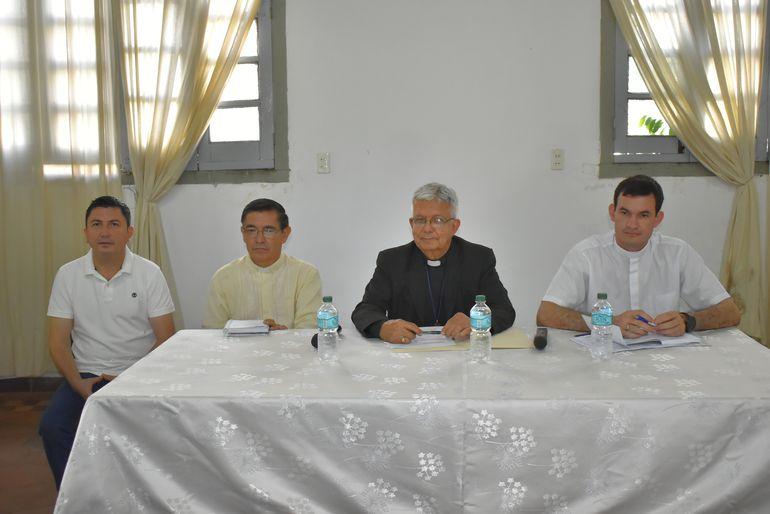 Presentan actividades para fiesta mariana en Itapé - Nacionales - ABC Color