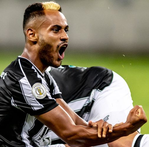 Del Ceará a Cerro Porteño, el paso que daría el brasileño Mateus Gonçalves.