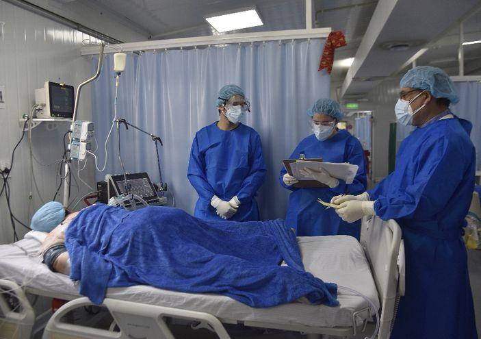 Hay 22 pacientes críticos por covid en la sala de UTI del Ineram.