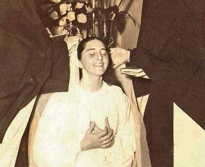María Felicia de Jesús Sacramentado, conocida por su entrega a los más desprotegidos.