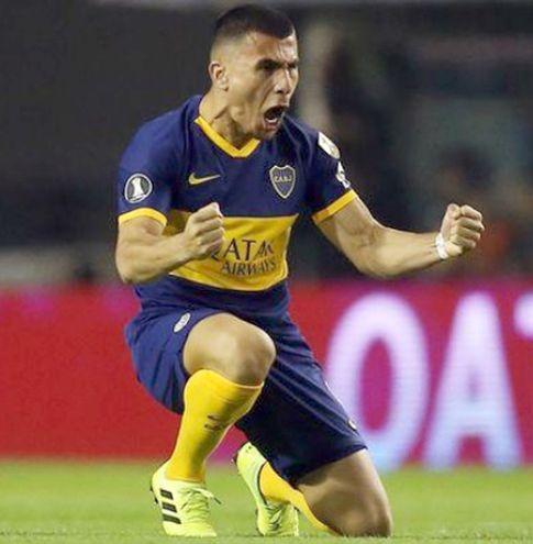 Junior Osmar Ignacio Alonso Mujica, defensor central  nacido  en 1993 y surgido en las formativas de Cerro Porteño.