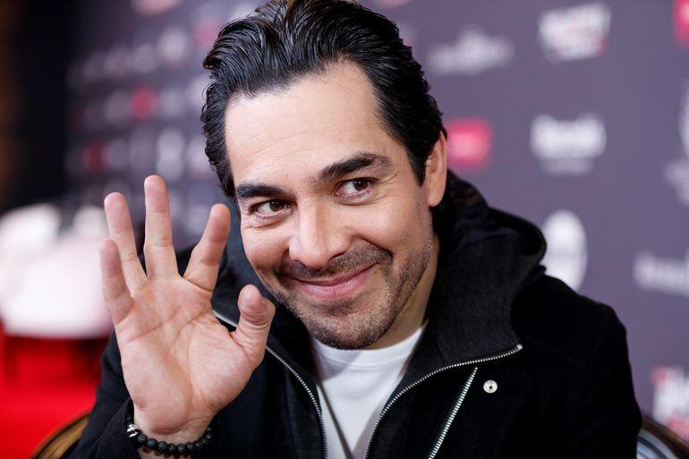 Omar Chaparro, comediante, actor y cantante. Será el encargado de presentar la séptima edición de los Premios Platino Xcaret del Cine Iberoamericano.