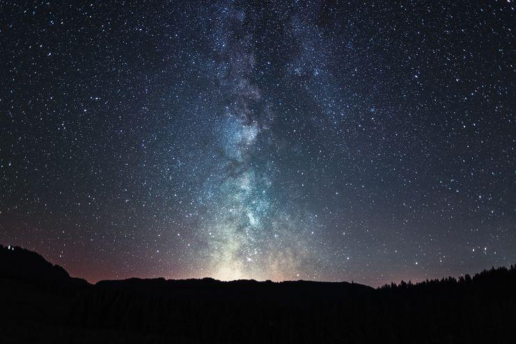 No olvidemos que somos parte de un cosmos:mirar las estrellas puede ser un gran momento.