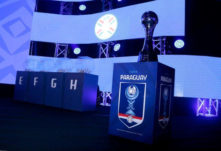 Olimpia y Cerro Porteño debutarán en julio en la Copa Paraguay 2019.