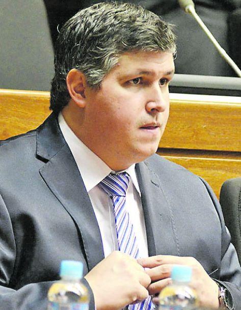 Diputado Samaniego apela su desafuero - Política - ABC Color