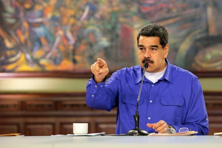 El gobernante venezolano, Nicolás Maduro.