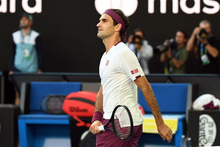 Roger Federer, Tenis, Abierto de Australia.