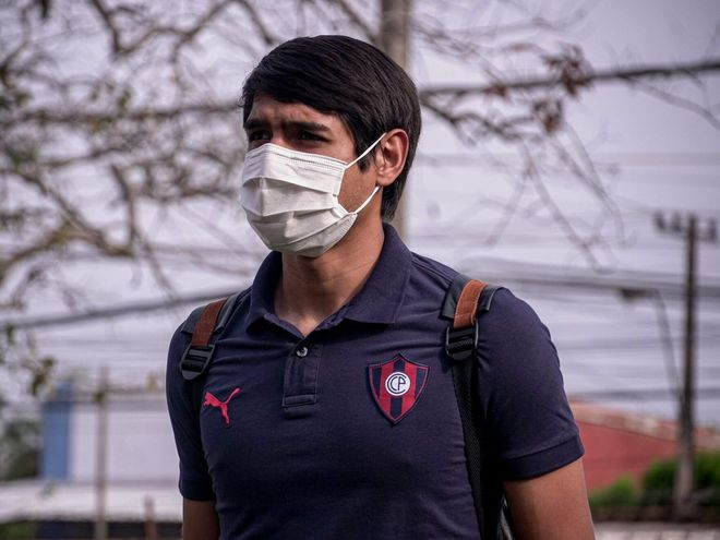El aregüeño Alexis Duarte lleva apenas dos temporadas de competencia a nivel profesional.