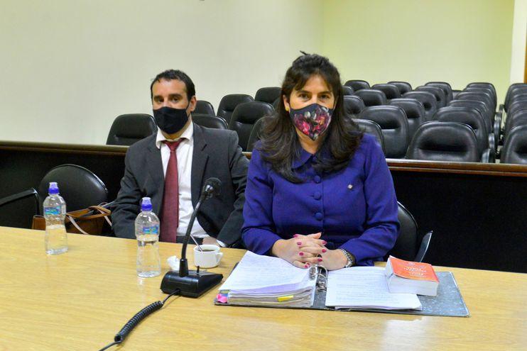 Fiscala Victoria Acuña, denunciada ante el JEM por supuesto mal desempeño en sus funciones.