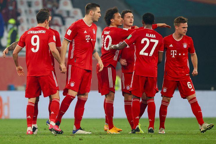 Bayern Munich se adjudicó el Mundial de Clubes