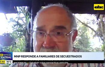 MNP responde a familiares de secuestrados