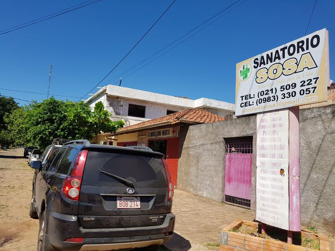 La Fiscalía investiga caso en sanatorio privado.