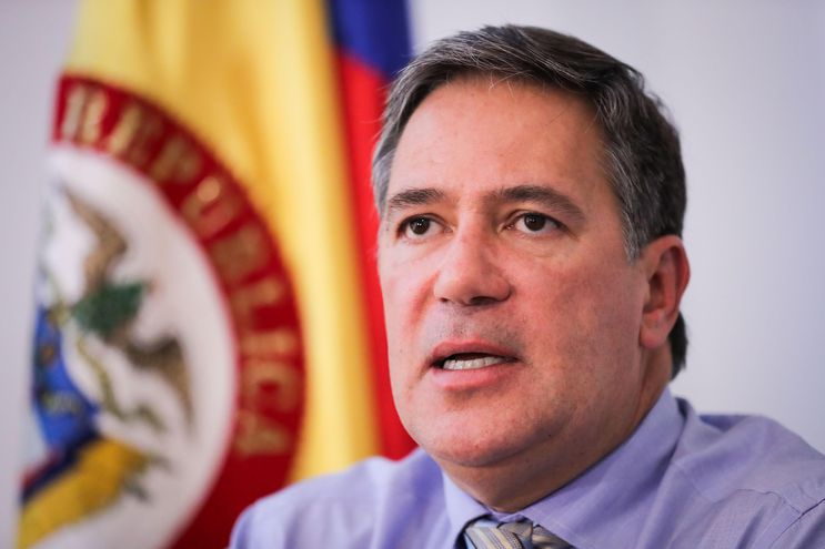 El predio donde fue encontrado un laboratorio de cocaína es de propiedad de Fernando Sanclemente quien actualmente es embajador de Colombia en Uruguay.