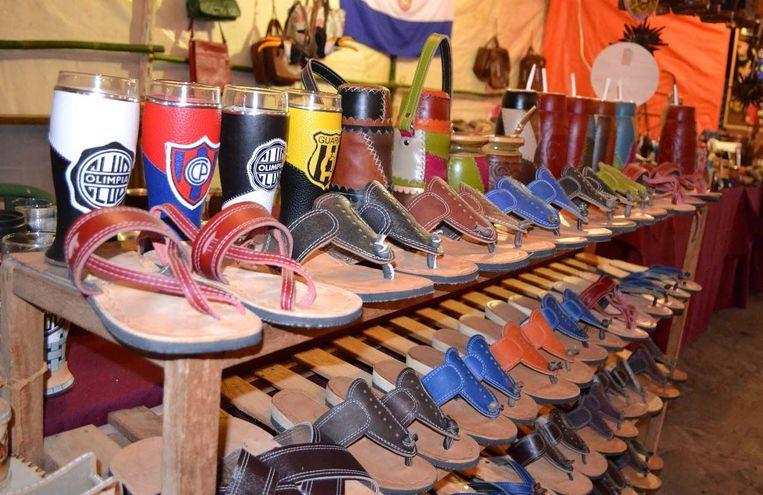 Bellas Artesanías En La Expo Cuero Interior Abc Color