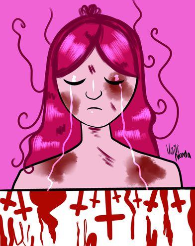 La violencia hacia la mujer se expande como una plaga generalizada en nuestra sociedad.