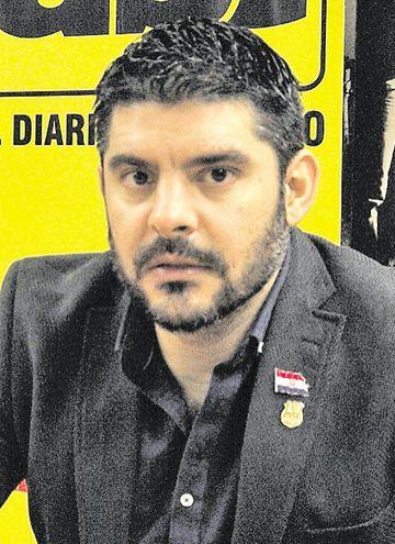 Óscar  Rodríguez, intendente interino de Asunción, manejó un presupuesto de G. 100.000 millones en la Junta.