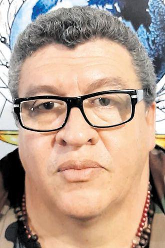 Eduardo Alberto Ramírez Cantero, otro de los acusados.