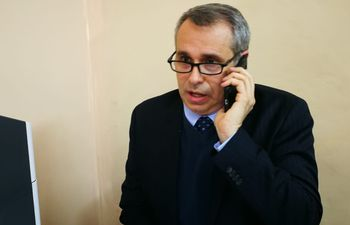 Cristian Kriskovich, miembro del Consejo de la Magistratura.