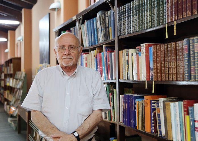 Jacobo Rauskin, literato.