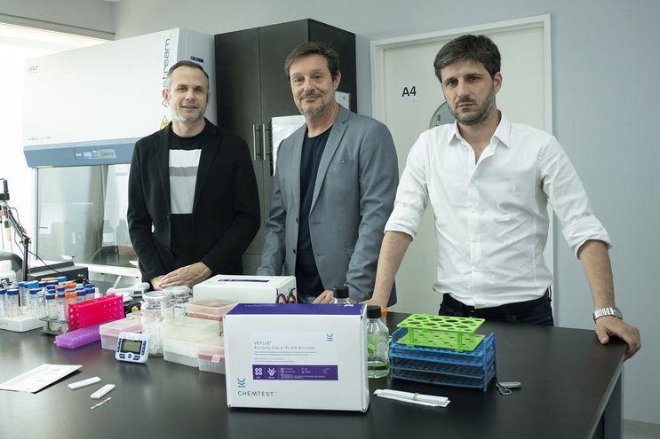 Investigadores argentinos crearon un kit que detecta casos de dengue en 10 minutos.