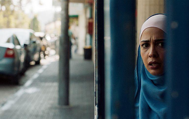 """La película palestina """"El affaire de Sarah y Saleem"""", dirigido por Muayad Alayan, se emitirá hoy en el ciclo Cinemarte."""
