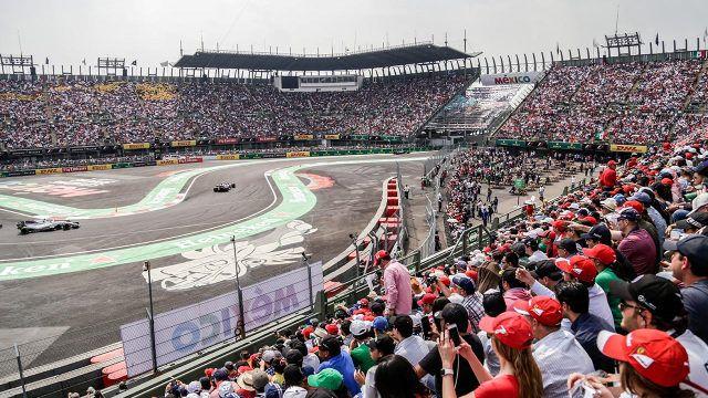 La Fórmula 1 seguirá en México