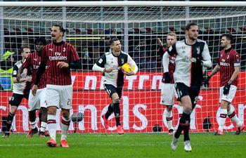 Milan, Juventus
