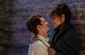 """Andrew Garfield y Alexandra Sipp en """"Tick, Tick... Boom!""""."""