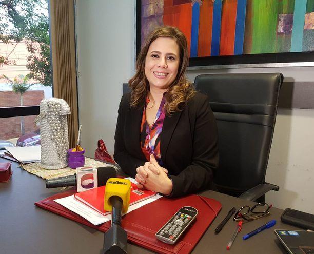 Diputada Kattya González.