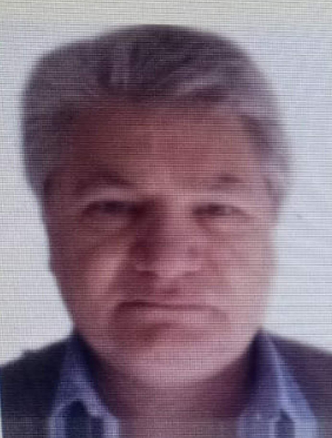 Antonio Nelson Raimondi, quien dice ser actual propietario de las tierras que fueron despojadas con una sentencia falsa.