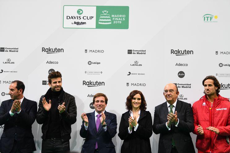 La Copa Davis con su nuevo formato desembarca en España.