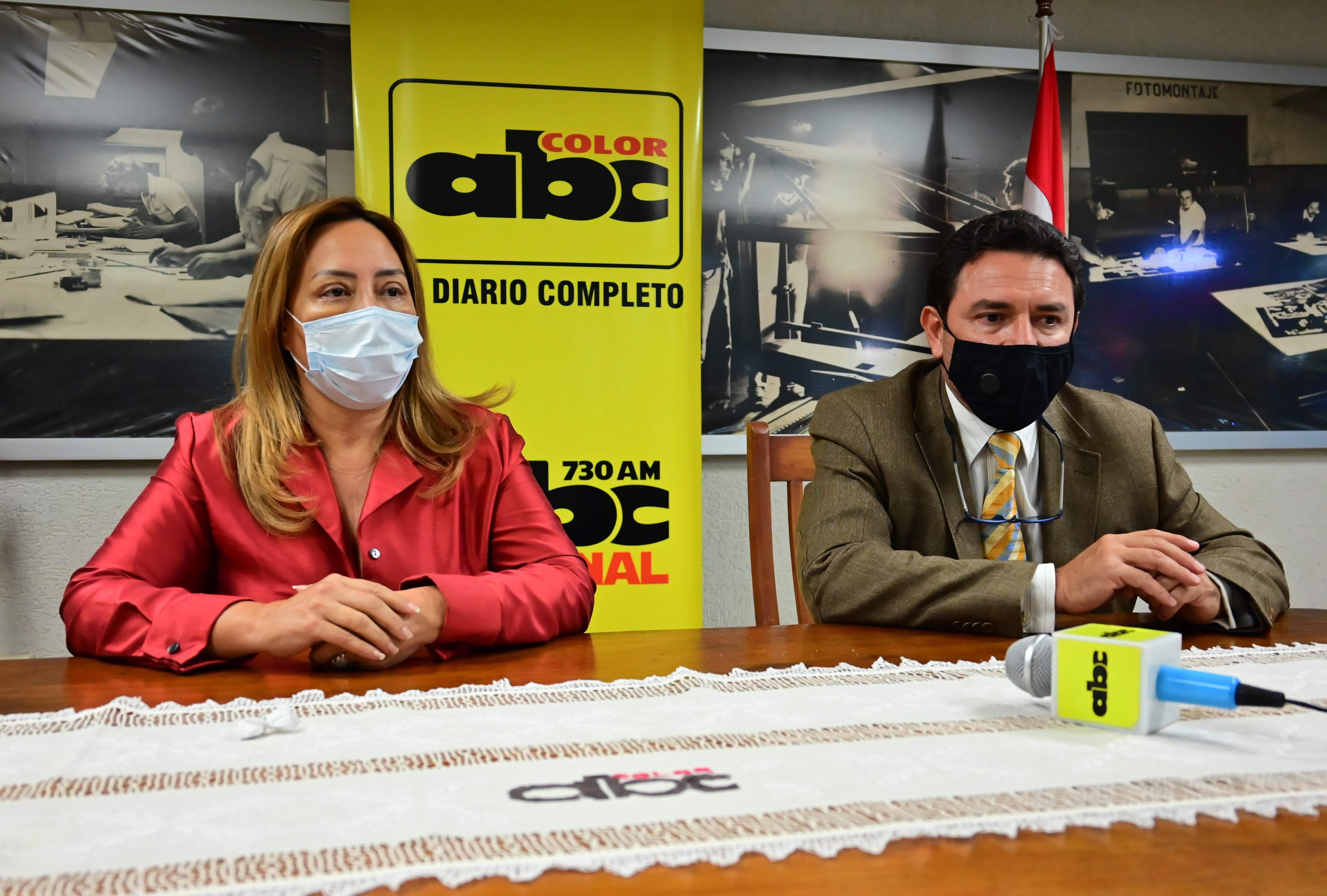 Carmen Alonso y José Ortiz, integrantes de la Conajzar, son sometidos a una investigación de la declaración de sus bienes por parte de la Contraloría.