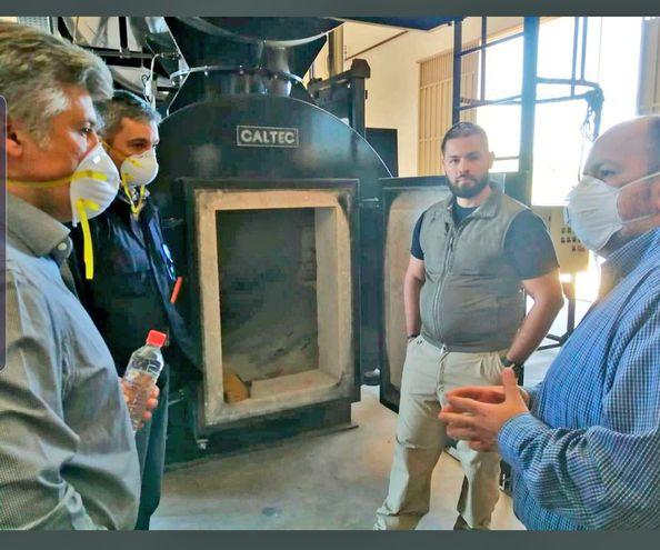 Horno de la Senad podría ser utilizado como crematorio
