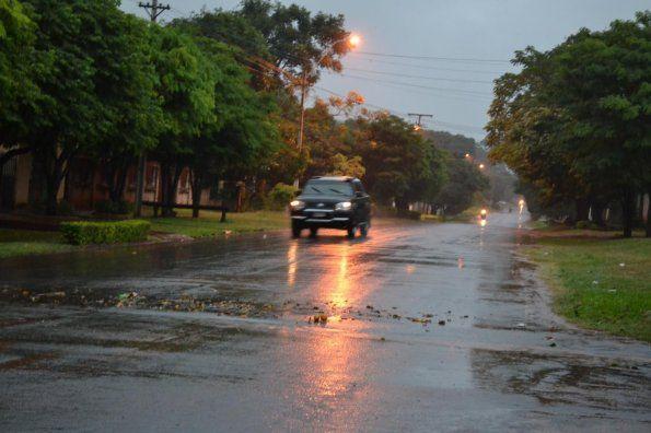 La jornada se presentará lluviosa este miércoles.
