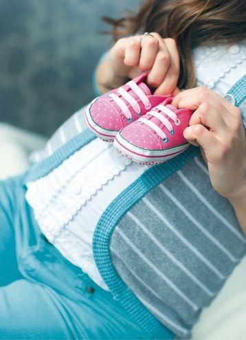 Embarazo saludable en invierno