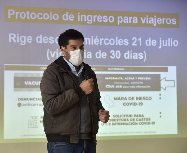 La vigencia de esta nueva medida será de un mes, sostuvo ayer en conferencia de prensa el doctor Guillermo Sequera.