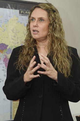 Rocío Vallejo dice que se generan enemigos con leyes anticorrupción.