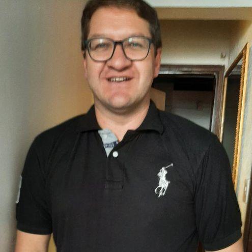 Fiscal Francisco Martínez, interino de la fiscalía zonal de San Pedro del Paraná, inició la investigación sobre presuntas estafas en la oficina local del CAH.