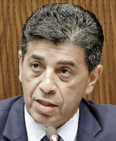 Víctor Ríos (PLRA), uno de los senadores que fundamentó por aprobar la creación del nuevo municipio de Itacuá.