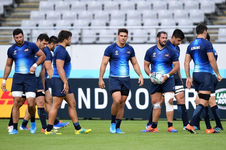 Argentina se prepara para debutar ante Francia.