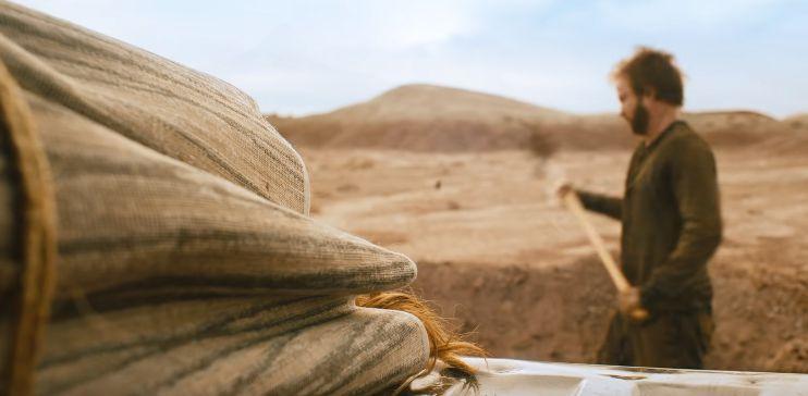 """""""El Camino"""" está disponible en Netflix."""