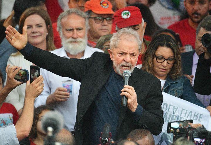 Bajo el gobierno de Lula da Silva fue montado en el Brasil el mayor esquema de corrupción conocido en su historia.q