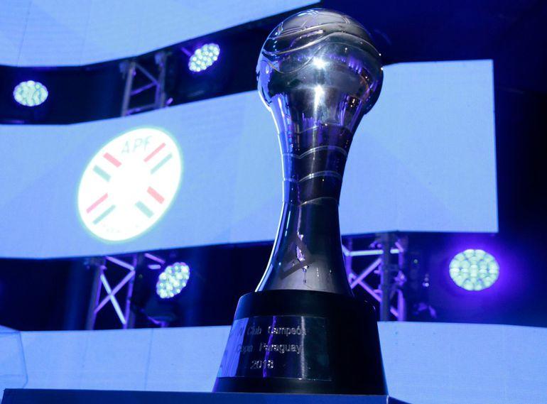 Copa Paraguay, Trofeo.