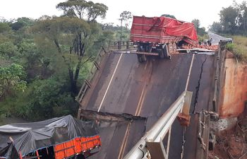 La expectativa de pena para los culpables del desplome del puente en Tacuatí podría ser de 10 años.