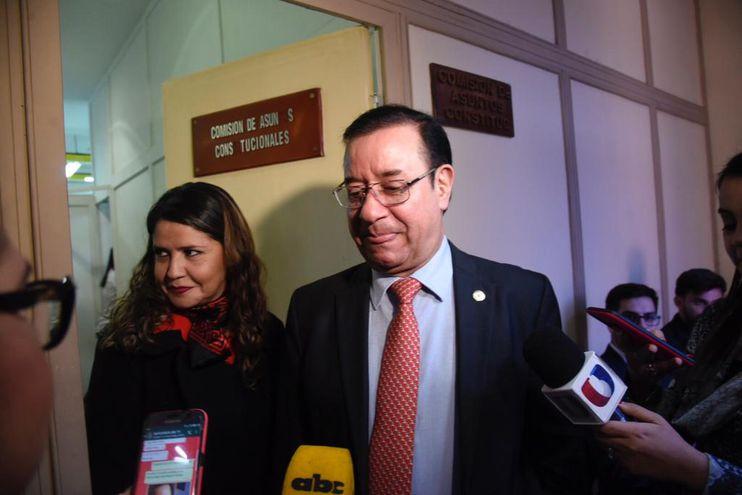 Diputado Miguel Cuevas.