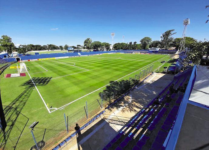 El estadio de Sol de América será sede de los partidos de la semana 11 de Copa Paraguay