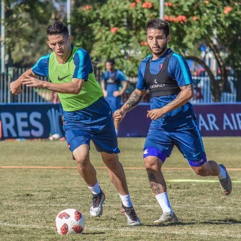 Fernando Ovelar será el Sub 19 de Cerro Porteño en la primera jornada del Torneo Clausura 2019.